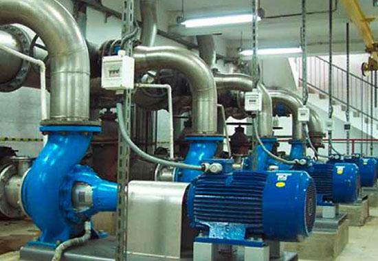 Al Garma Water Project