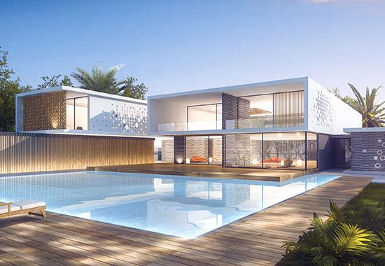 AMF Residential Villa