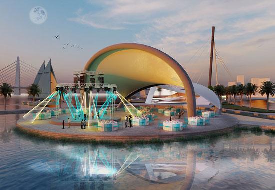 Al Bateen Beach Development