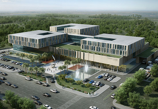 Al Kut 100 Bed Hospital
