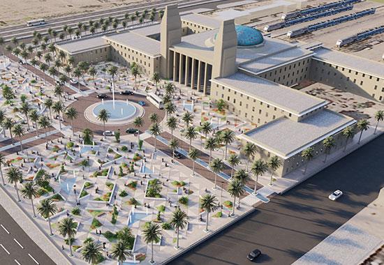 Baghdad Central Train Station Development