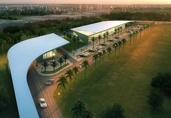 Baghdad Gate Development