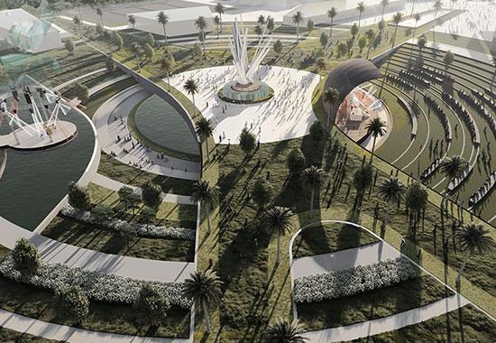 Zuhur Baghdad Edutainment Park